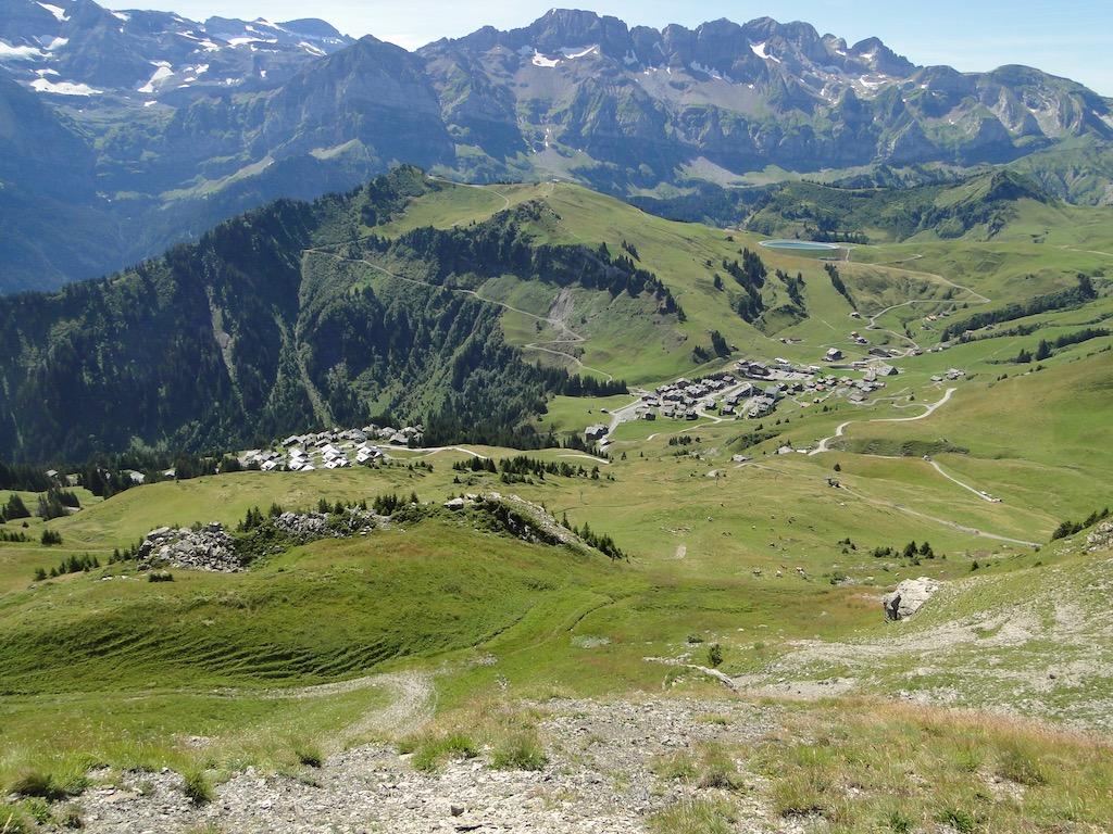 Morgins (CH) - Pointe de l'Au - Col des Portes du Soleil Dsc07145