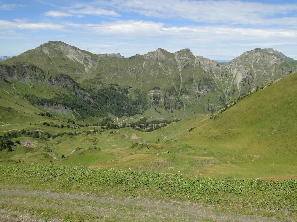 Morgins (CH) - Pointe de l'Au - Col des Portes du Soleil Dsc07146