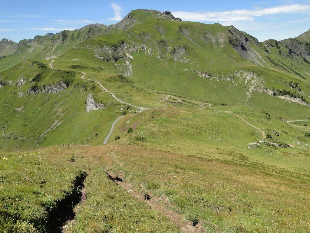 Morgins (CH) - Pointe de l'Au - Col des Portes du Soleil Dsc07147