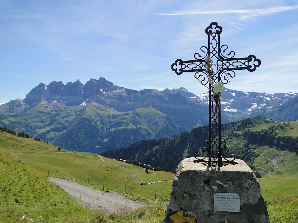 Morgins (CH) - Pointe de l'Au - Col des Portes du Soleil Dsc07148