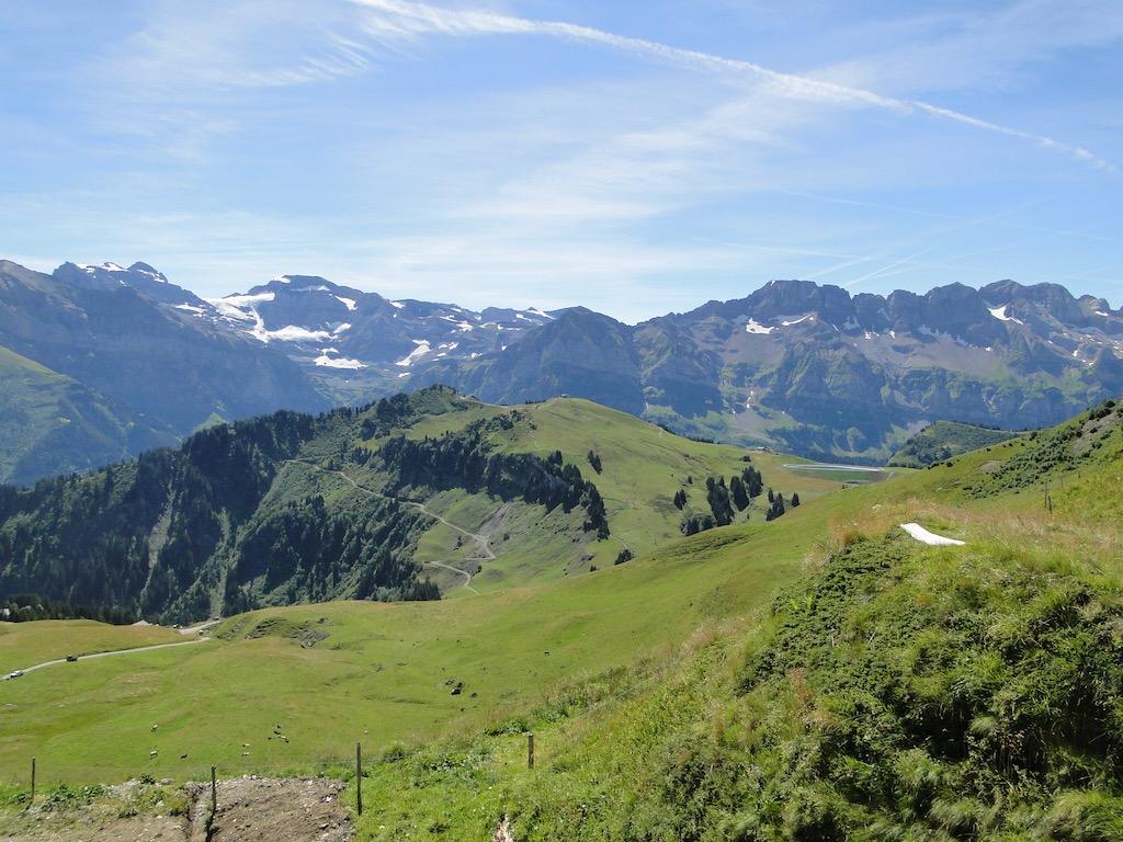 Morgins (CH) - Pointe de l'Au - Col des Portes du Soleil Dsc07149