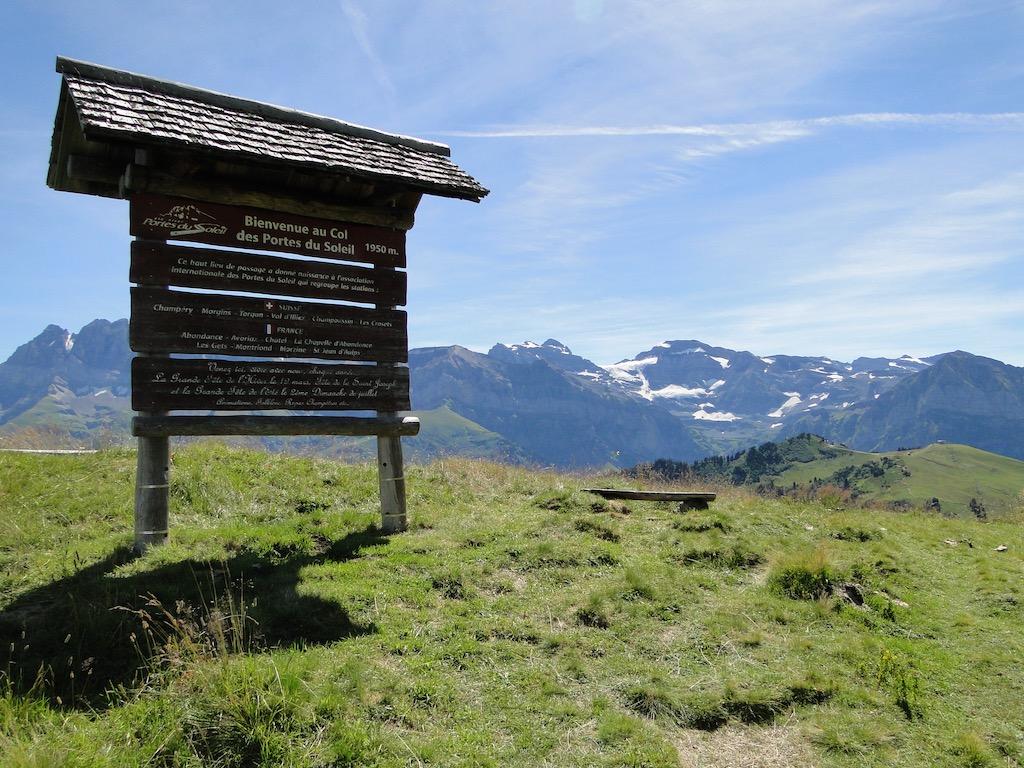 Morgins (CH) - Pointe de l'Au - Col des Portes du Soleil Dsc07150