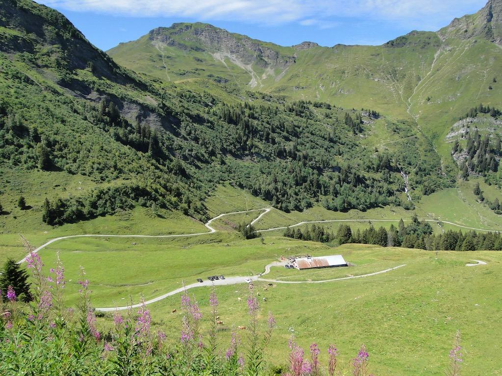 Morgins (CH) - Pointe de l'Au - Col des Portes du Soleil Dsc07159