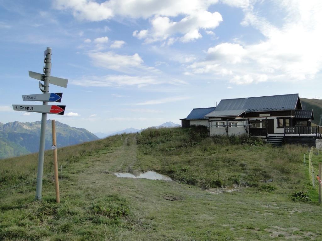 La Toussuire - Col du Marolay - Le Grand Truc Dsc07236