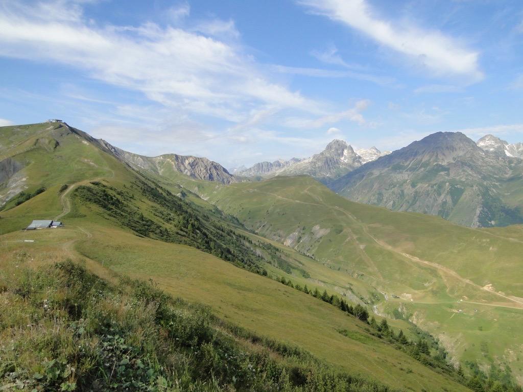 La Toussuire - Col du Marolay - Le Grand Truc Dsc07237