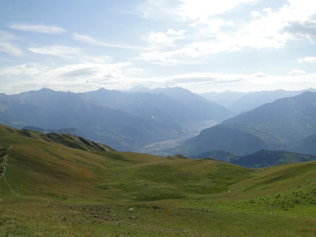 La Toussuire - Col du Marolay - Le Grand Truc Dsc07242