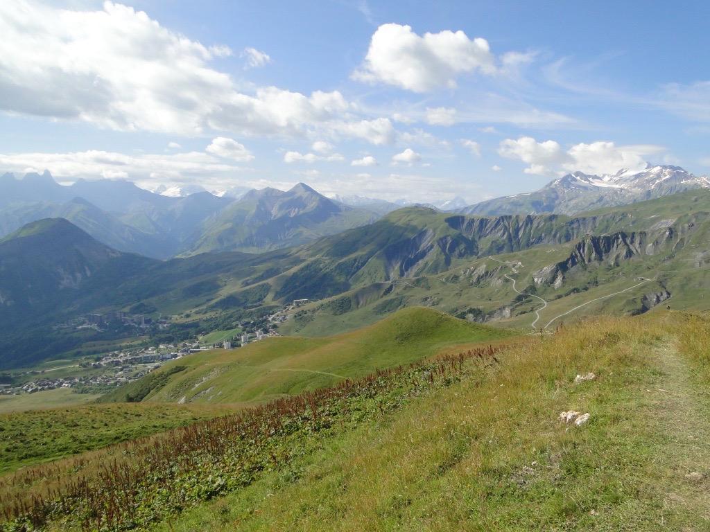 La Toussuire - Col du Marolay - Le Grand Truc Dsc07248