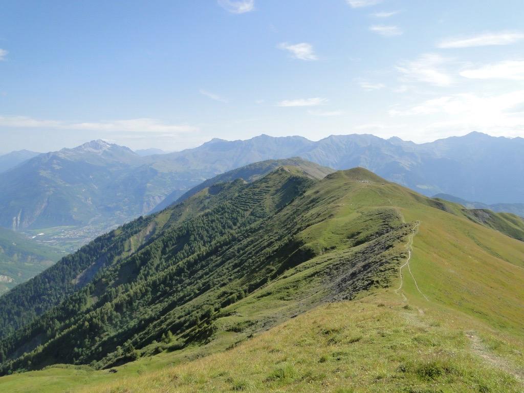 La Toussuire - Col du Marolay - Le Grand Truc Dsc07252