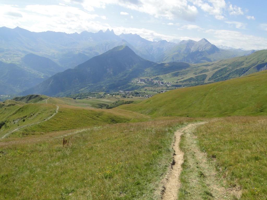 La Toussuire - Col du Marolay - Le Grand Truc Dsc07253