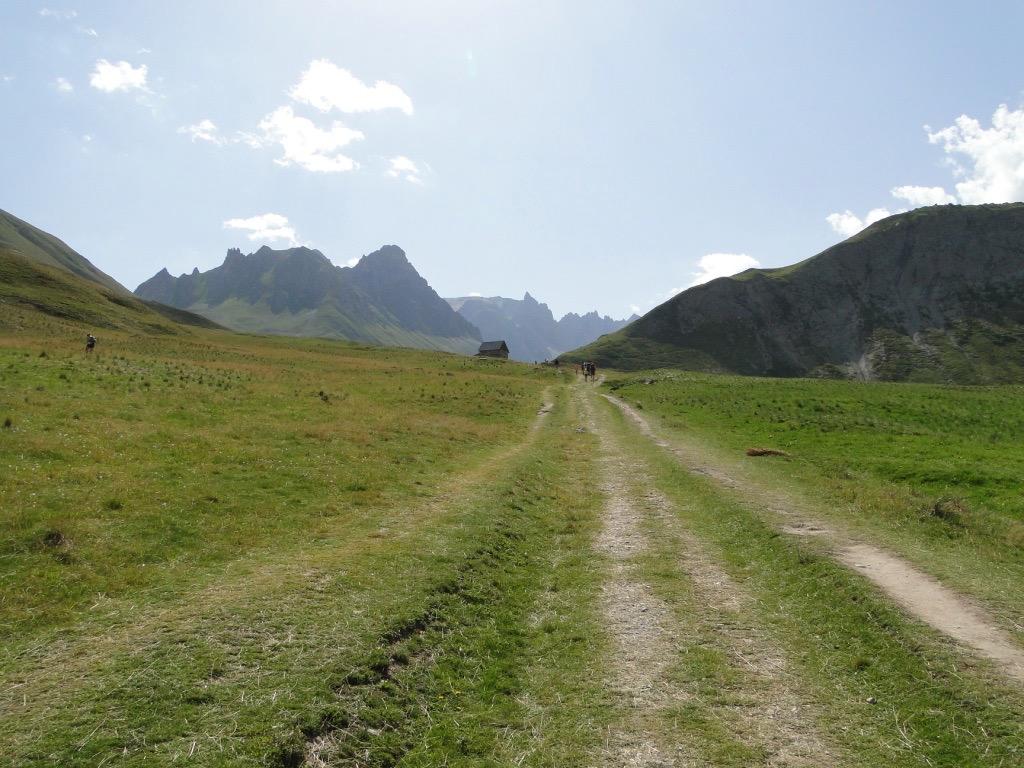 Valloire (Plan Lachat) - col des Rochilles - col des Cerces Dsc07255