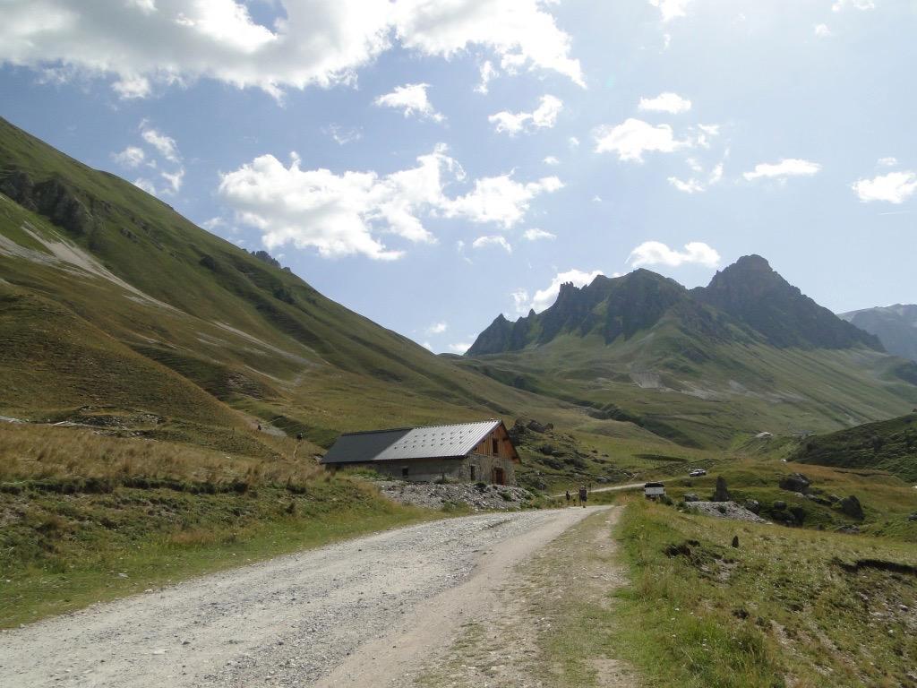 Valloire (Plan Lachat) - col des Rochilles - col des Cerces Dsc07256