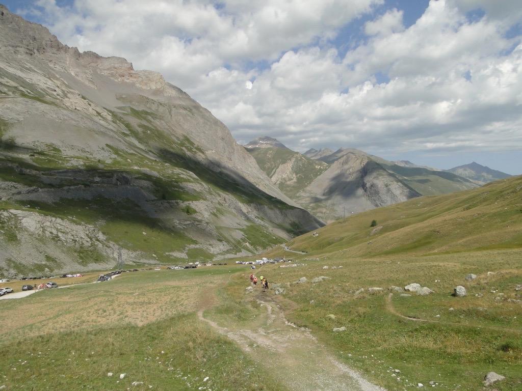Valloire (Plan Lachat) - col des Rochilles - col des Cerces Dsc07257