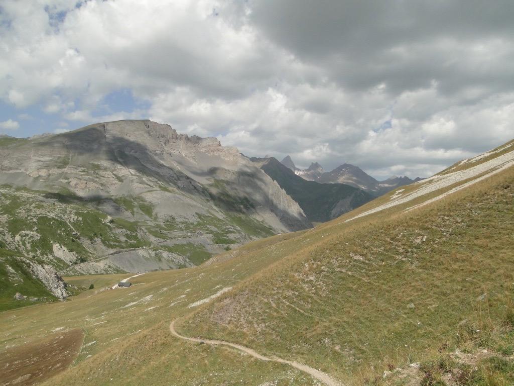 Valloire (Plan Lachat) - col des Rochilles - col des Cerces Dsc07258