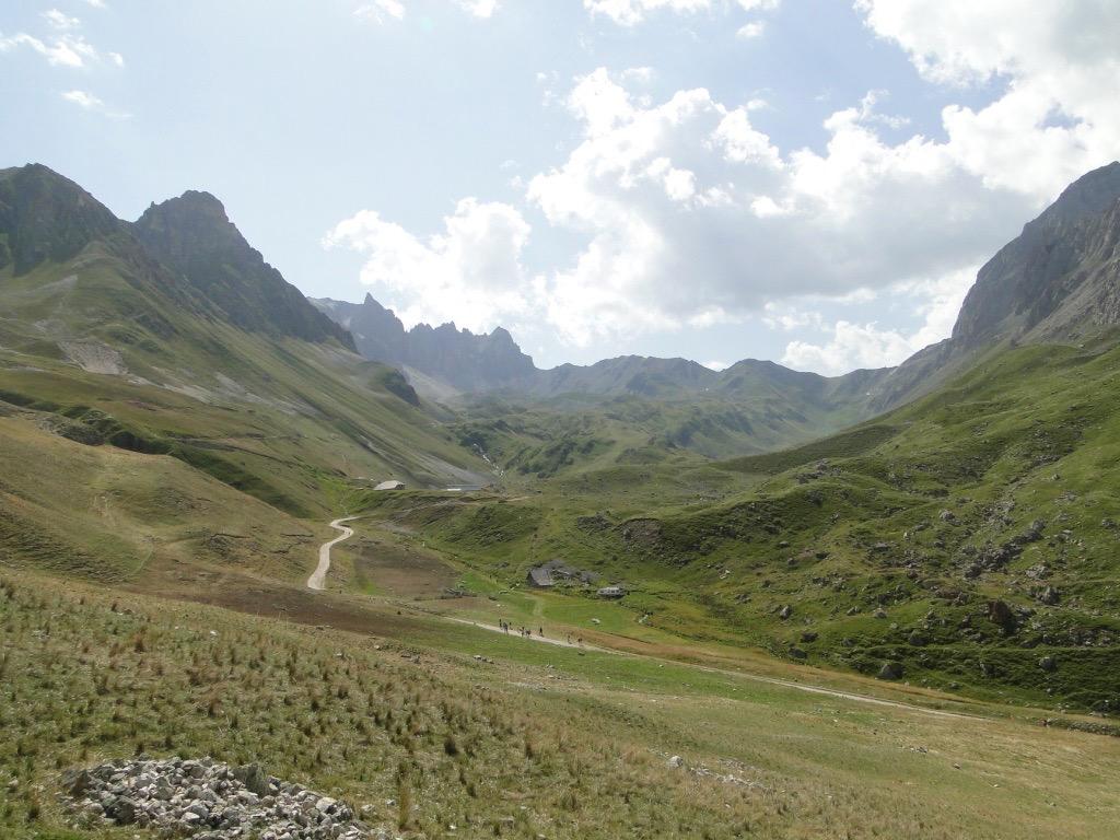 Valloire (Plan Lachat) - col des Rochilles - col des Cerces Dsc07259