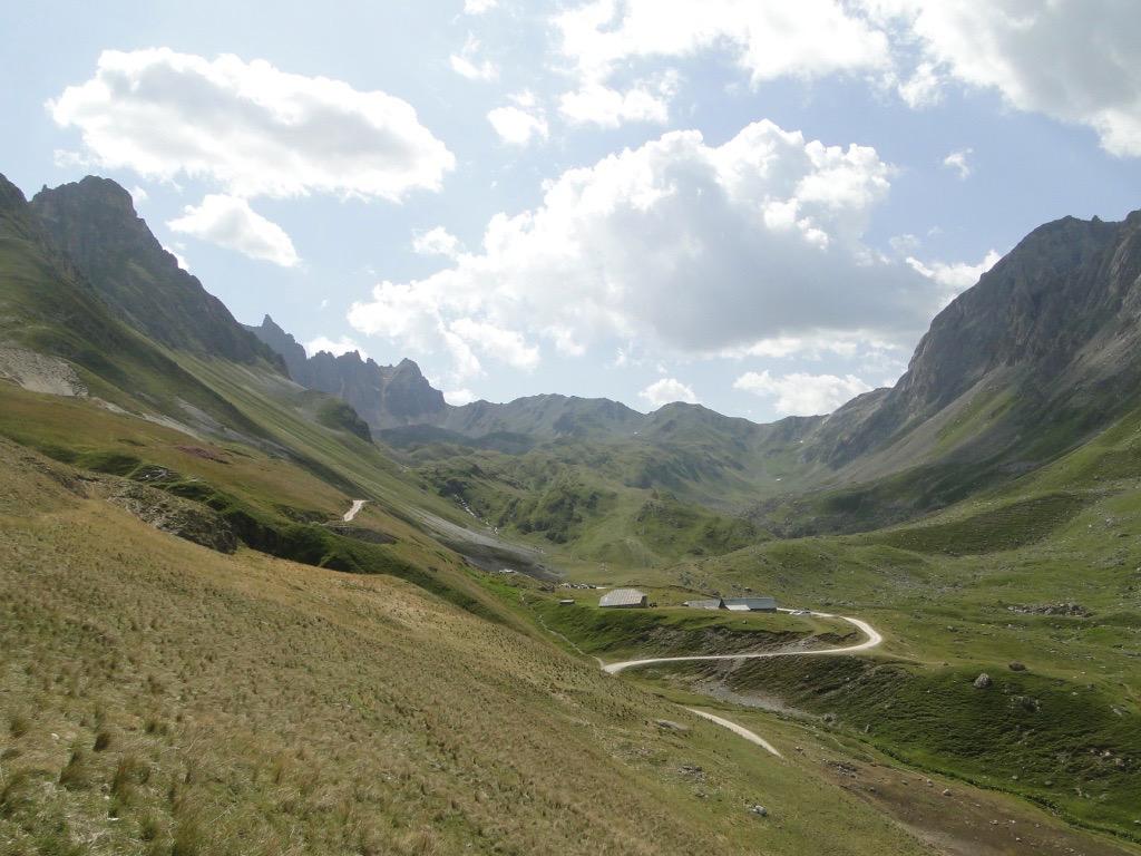 Valloire (Plan Lachat) - col des Rochilles - col des Cerces Dsc07261