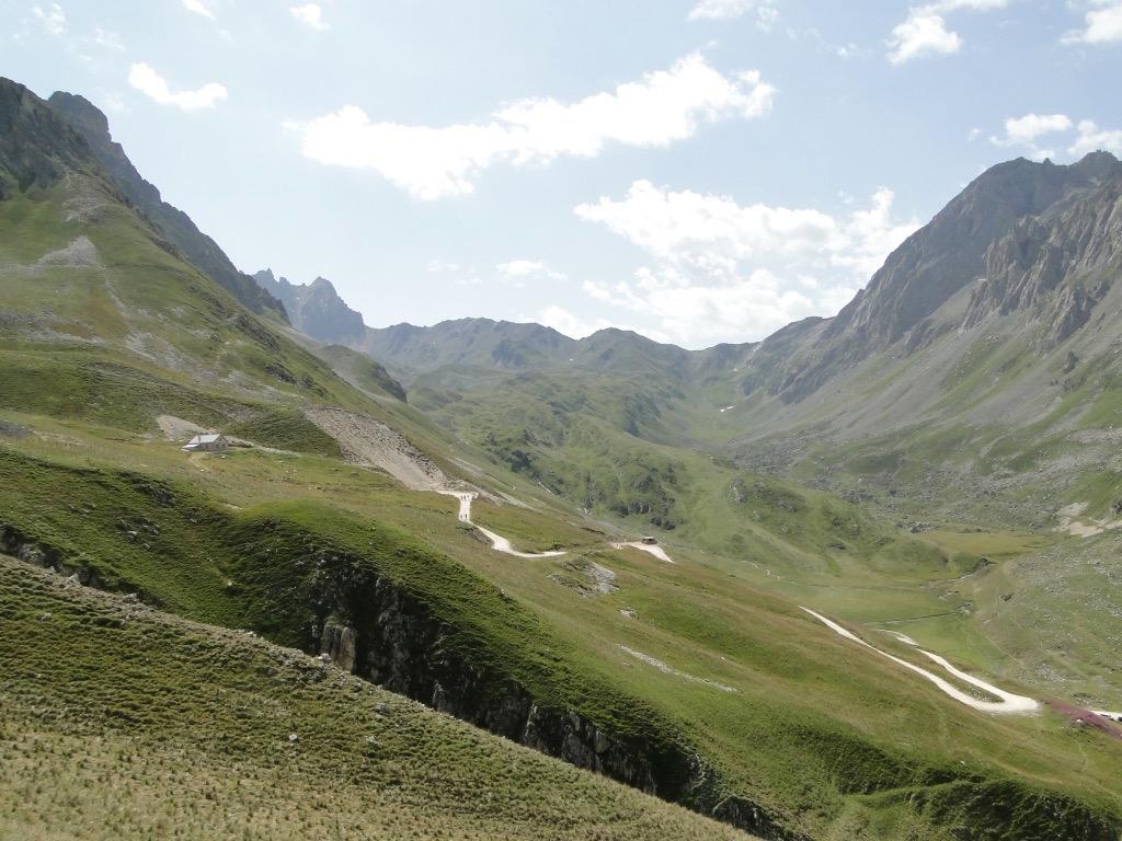 Valloire (Plan Lachat) - col des Rochilles - col des Cerces Dsc07262