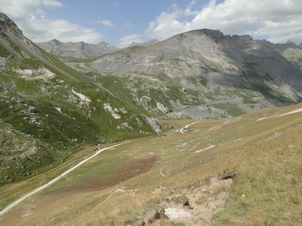 Valloire (Plan Lachat) - col des Rochilles - col des Cerces Dsc07263