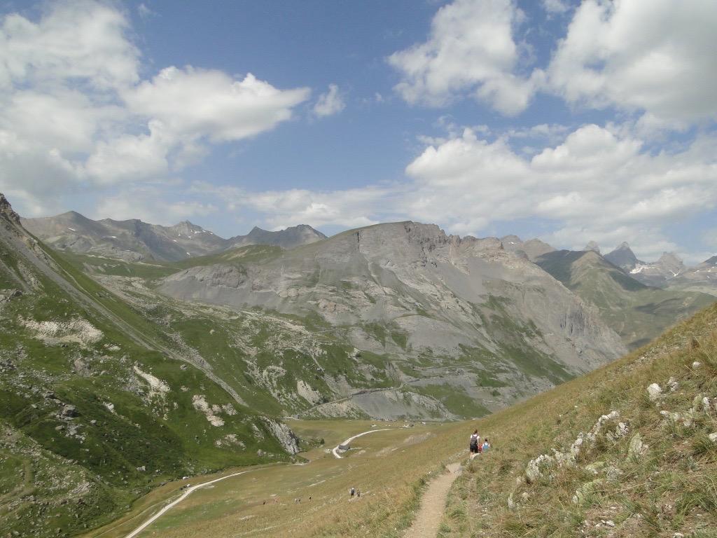 Valloire (Plan Lachat) - col des Rochilles - col des Cerces Dsc07264