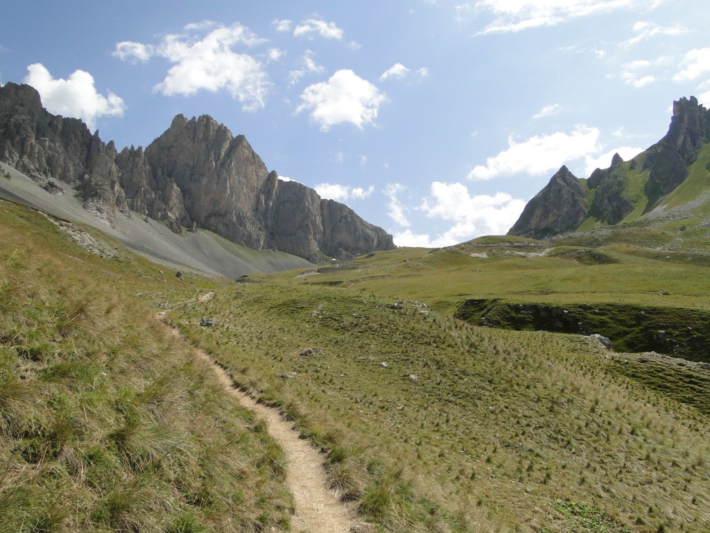 Valloire (Plan Lachat) - col des Rochilles - col des Cerces Dsc07265
