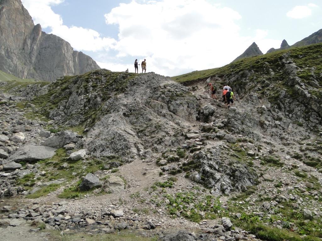 Valloire (Plan Lachat) - col des Rochilles - col des Cerces Dsc07266