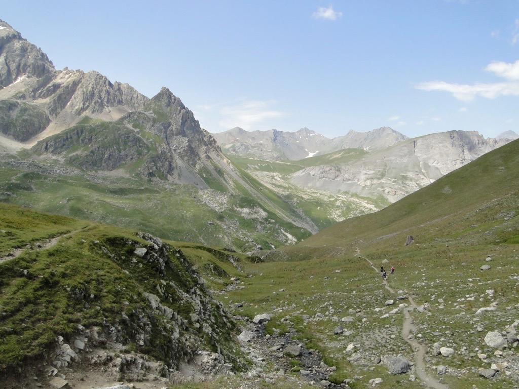 Valloire (Plan Lachat) - col des Rochilles - col des Cerces Dsc07267