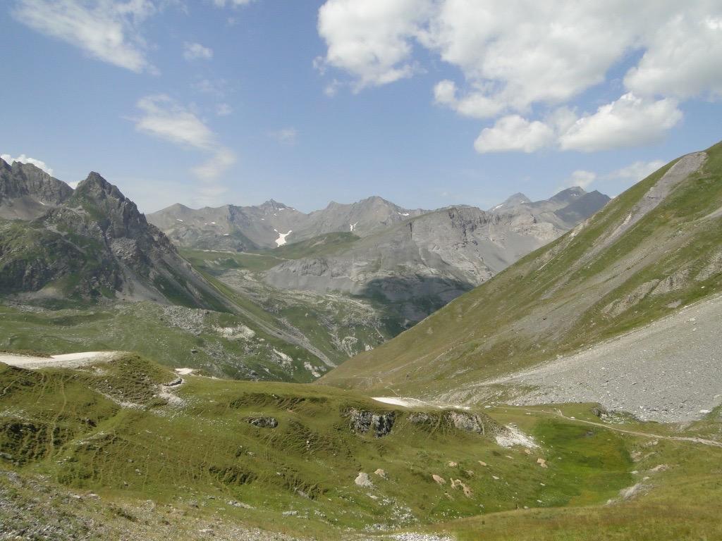 Valloire (Plan Lachat) - col des Rochilles - col des Cerces Dsc07271