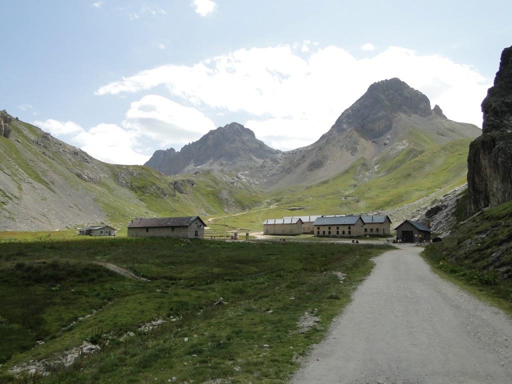Valloire (Plan Lachat) - col des Rochilles - col des Cerces Dsc07273