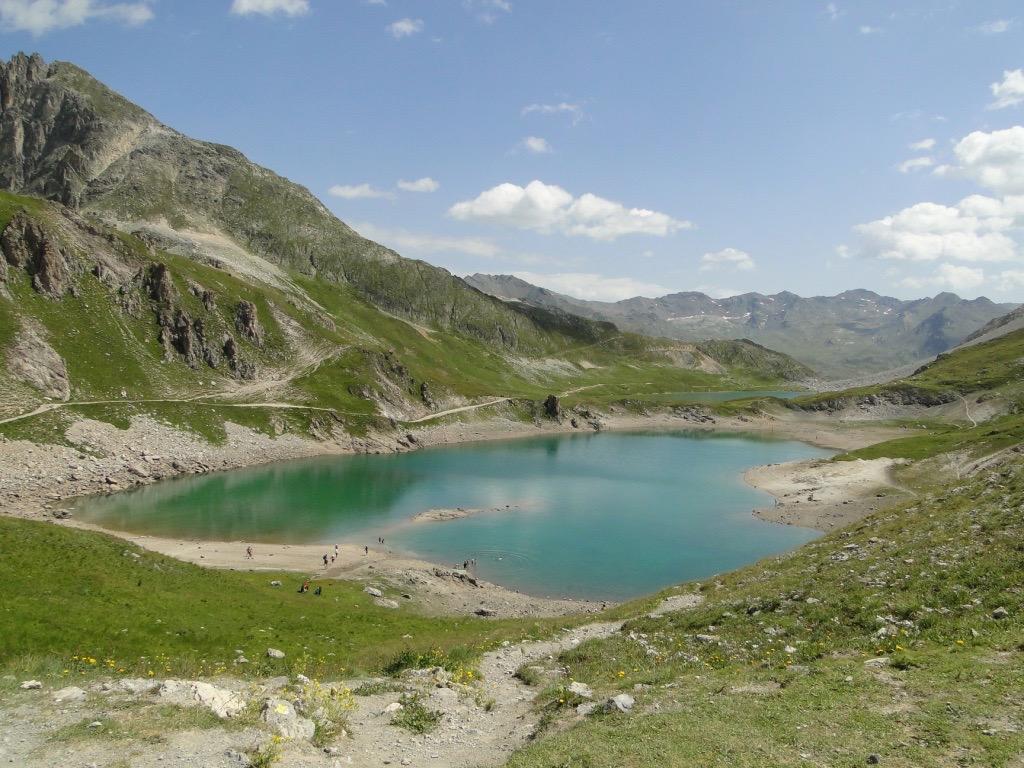 Valloire (Plan Lachat) - col des Rochilles - col des Cerces Dsc07275