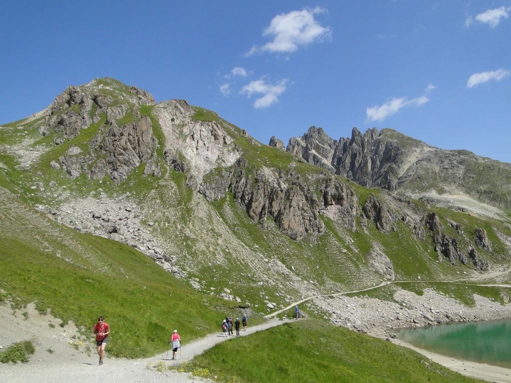 Valloire (Plan Lachat) - col des Rochilles - col des Cerces Dsc07276