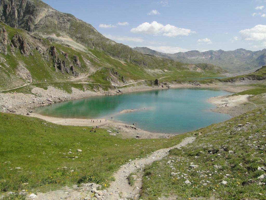 Valloire (Plan Lachat) - col des Rochilles - col des Cerces Dsc07278