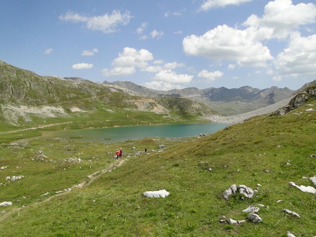 Valloire (Plan Lachat) - col des Rochilles - col des Cerces Dsc07279