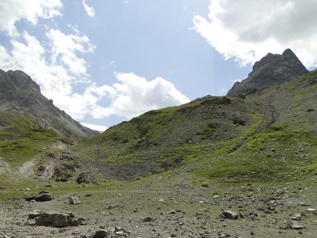 Valloire (Plan Lachat) - col des Rochilles - col des Cerces Dsc07280