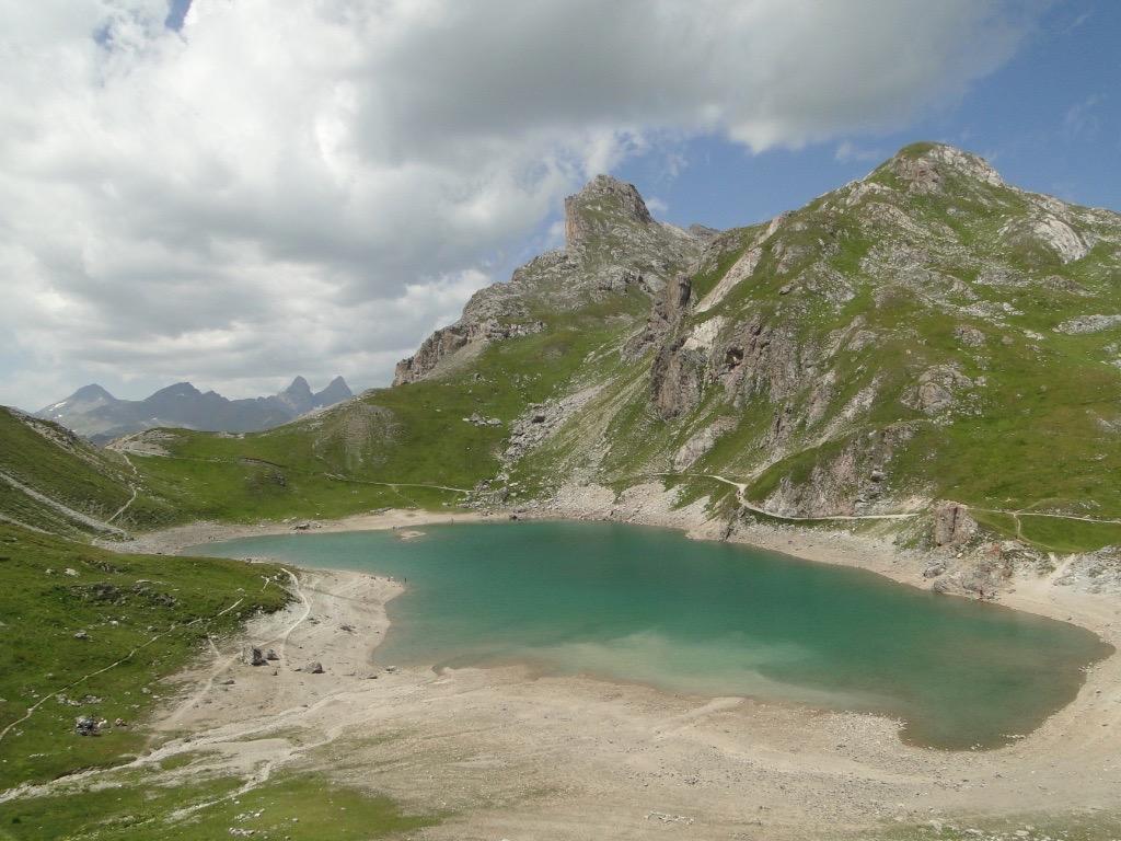 Valloire (Plan Lachat) - col des Rochilles - col des Cerces Dsc07281