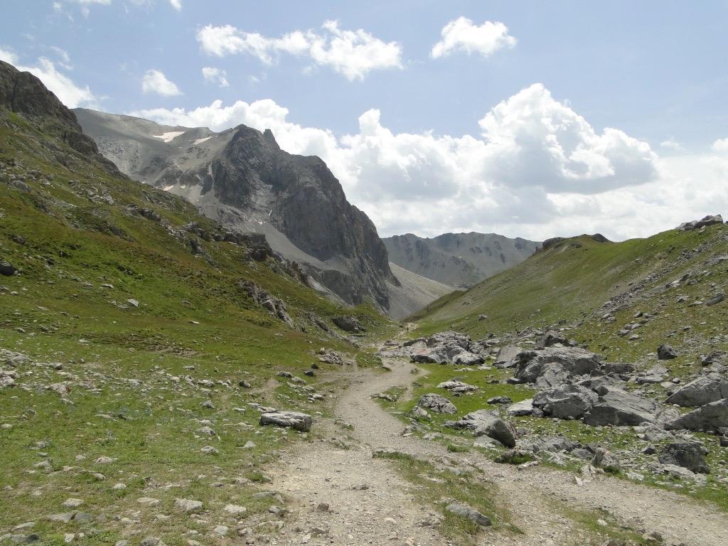 Valloire (Plan Lachat) - col des Rochilles - col des Cerces Dsc07283