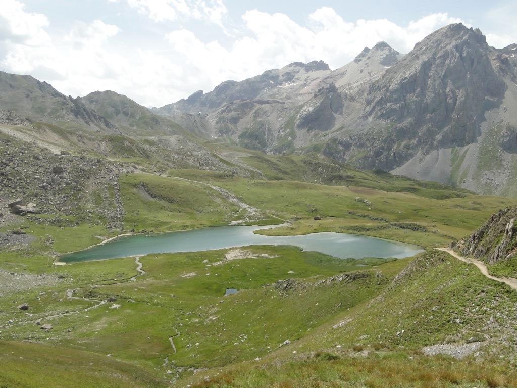 Valloire (Plan Lachat) - col des Rochilles - col des Cerces Dsc07286