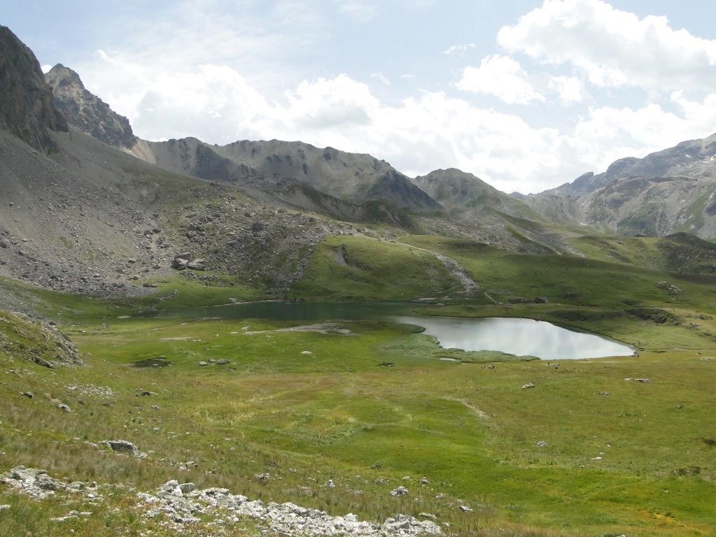 Valloire (Plan Lachat) - col des Rochilles - col des Cerces Dsc07287