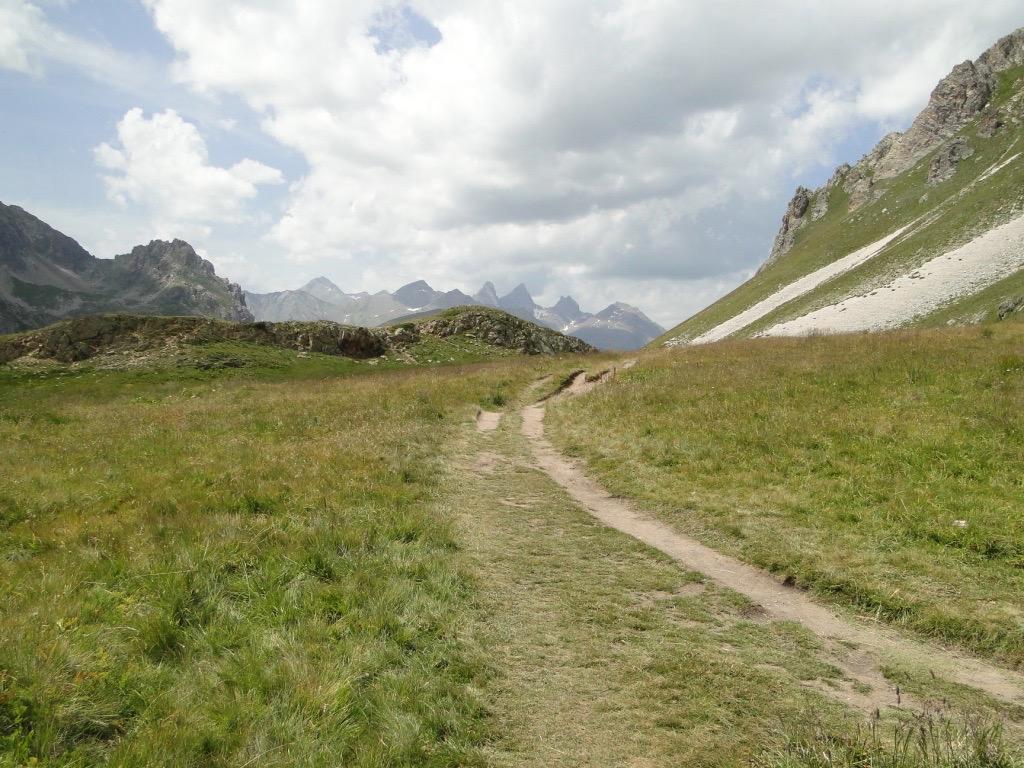 Valloire (Plan Lachat) - col des Rochilles - col des Cerces Dsc07310