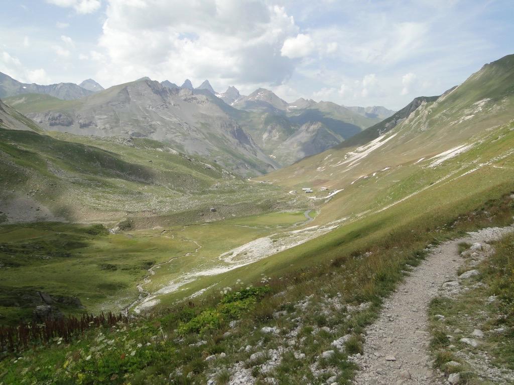 Valloire (Plan Lachat) - col des Rochilles - col des Cerces Dsc07311