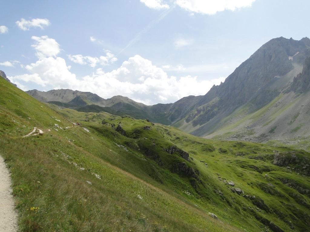 Valloire (Plan Lachat) - col des Rochilles - col des Cerces Dsc07313