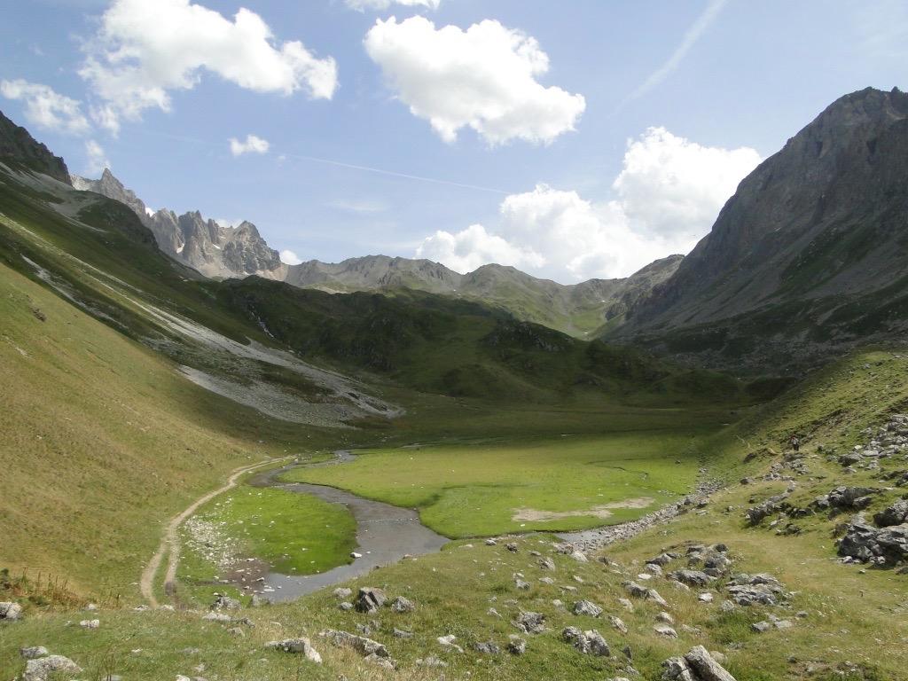 Valloire (Plan Lachat) - col des Rochilles - col des Cerces Dsc07314