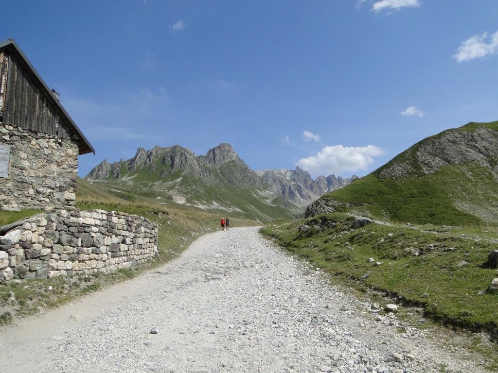 Valloire (Plan Lachat) - col des Rochilles - col des Cerces Dsc07315