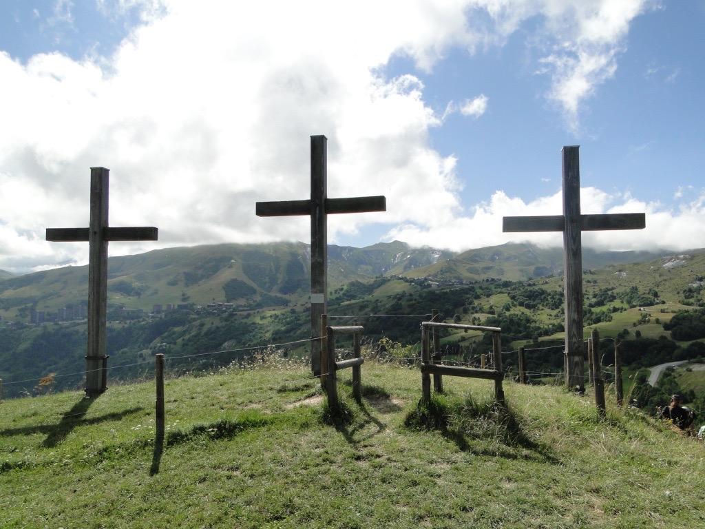 La Toussuire - Les Trois Croix Dsc07370