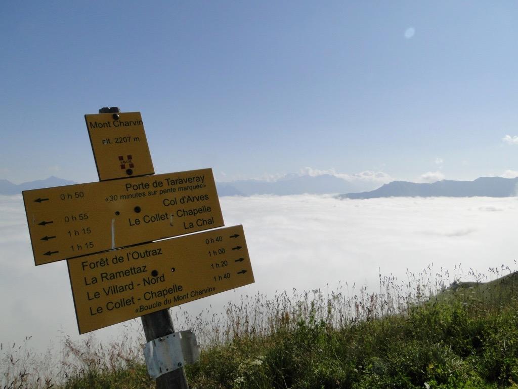 Boucle du Mont Charvin Dsc07399