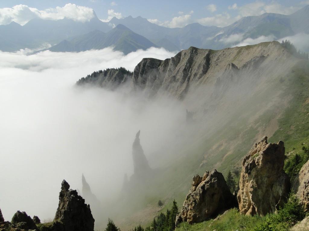 Boucle du Mont Charvin Dsc07421