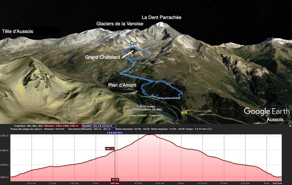 Aussois (Plan d'Amont) - col du Grand Châtelard Grandc10