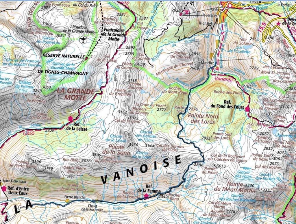 Termignon (Plume Fine) / Col de la Rocheure / Val d'Isère Rocheu10