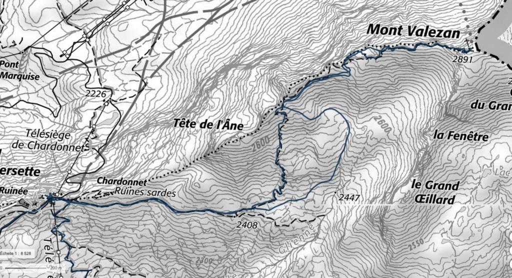 La Rosière / Mont Valezan (ou Mont Valaisan) Valais10