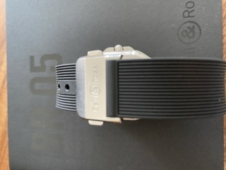 [Baisse de prix][Vends] Bell&Ross BR05 Black Steel    2660€ 1920f610