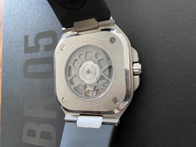 [Baisse de prix][Vends] Bell&Ross BR05 Black Steel    2660€ A8772510