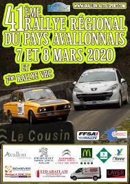 41è Rallye de l'Avallonnais Images10